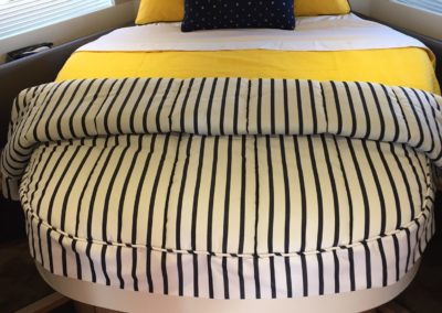 Beneteau GT49 Bedding