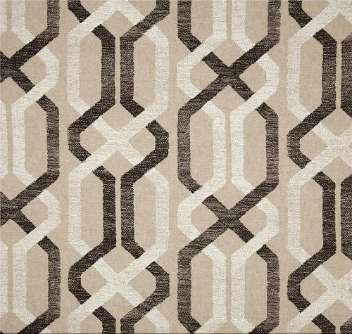 Geometric Sand Bedcover & Shams