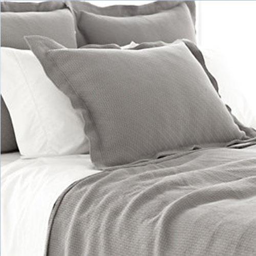 Interlacken Fieldstone Matelasse Blanket