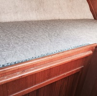 Moisture Barrier Mattress Foundation