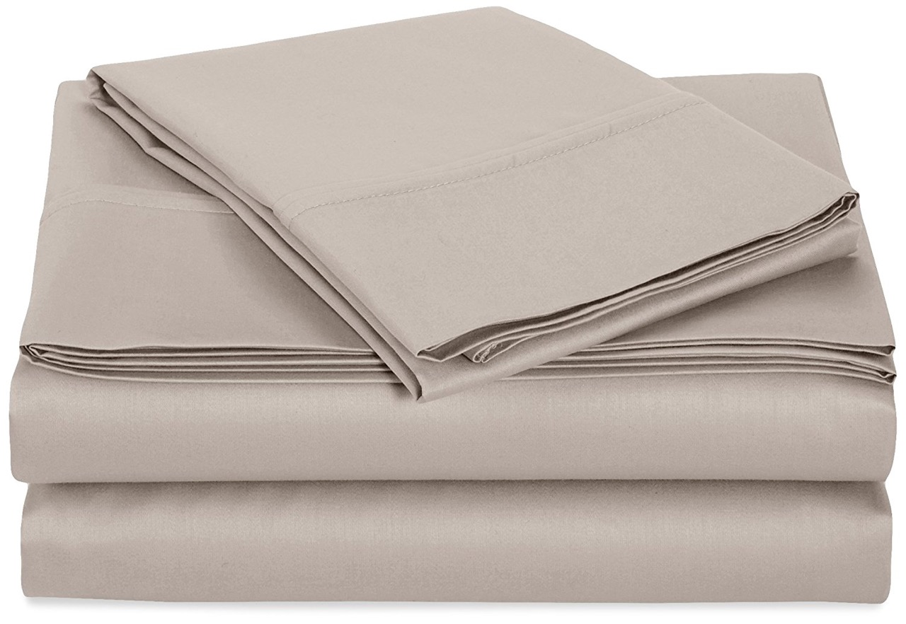 Boat Sheets 600 Thread Count Egyptian Cotton Solid