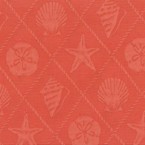 Trellis Coral Bedcover & Shams