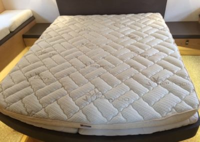 Yacht Bamboo Mattress Freestanding