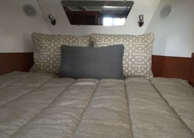 Beneteau Swift Trawler 44 Bedding