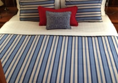 Custom Sea Ranger Bedding