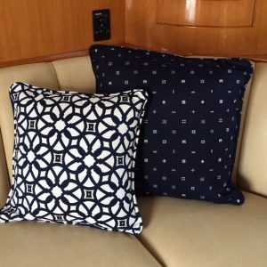 Boat Cushions & Throws