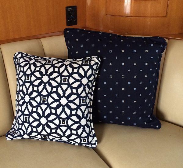 Boat Cushions & Throws