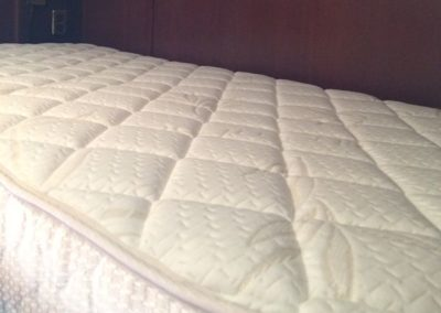 Yacht Mattress Close-Up Twin
