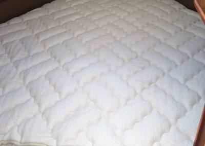 Yacht Mattress Custom Pentagon Shape