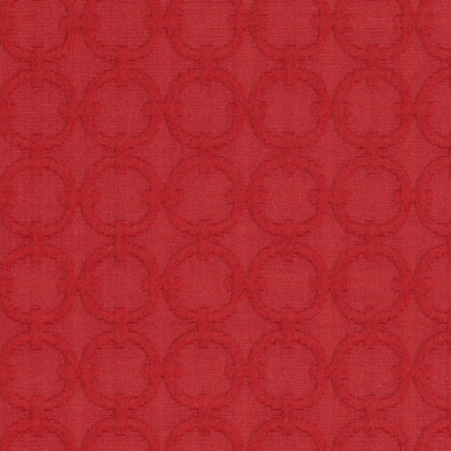 Full Circle Red Bedcover & Shams