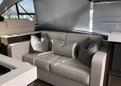 2019 Cruisters 54 Cantius Salon pillows