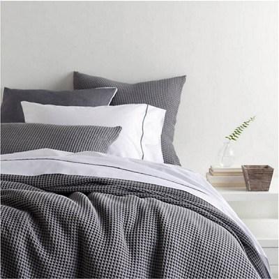 Grey Bubble Blanket