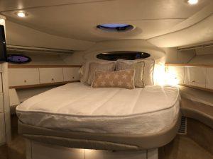 Maxum 41 SCR Bedding