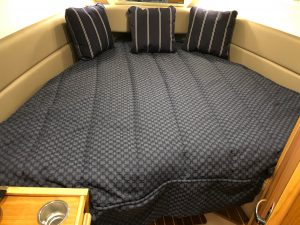 Cutwater coverlet