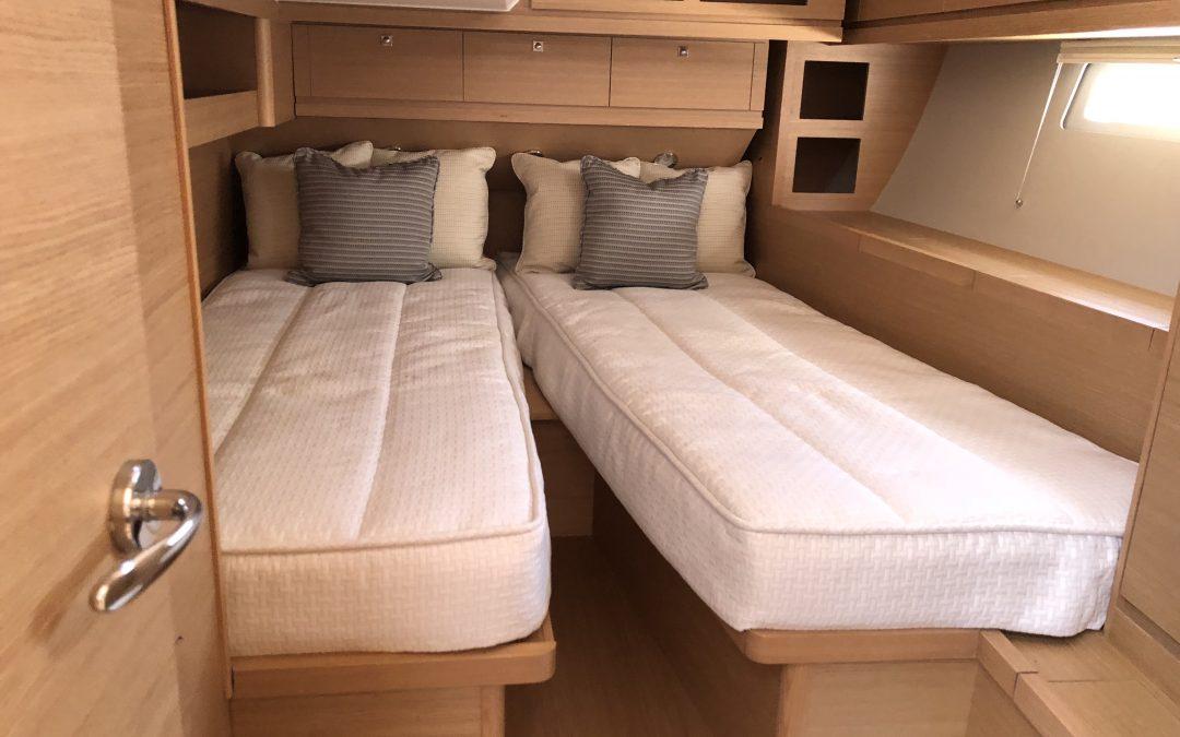 Custom Bedding Dufour 520