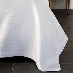Favo White Blanket