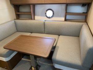 GT 46 Upholstery
