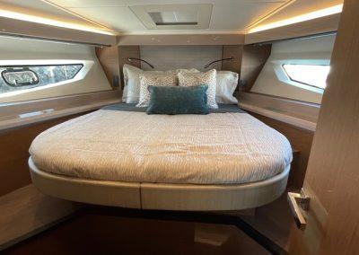 custom yacht bedding