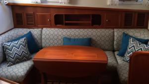 Grand Banks Upholstery