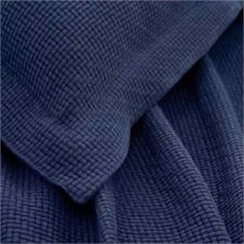 Interlacken Ink Matelasse Blanket