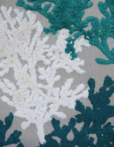Lagoon Coral (best for pillows & shams)
