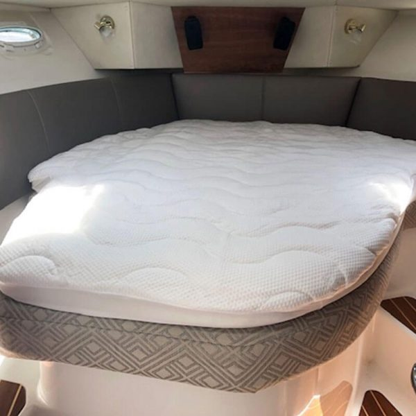 Mattress Pad for Topper Sleep System