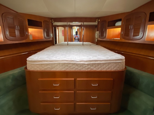 New Mattresses for a Mikelson 50