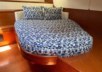 Oceanis 49 bedding