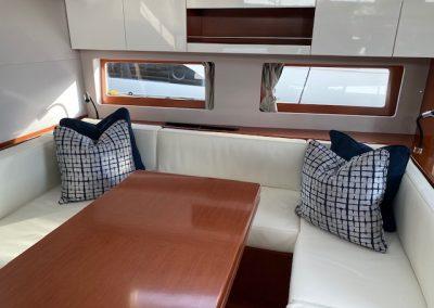 Oceanis 55.1 Custom Pillows