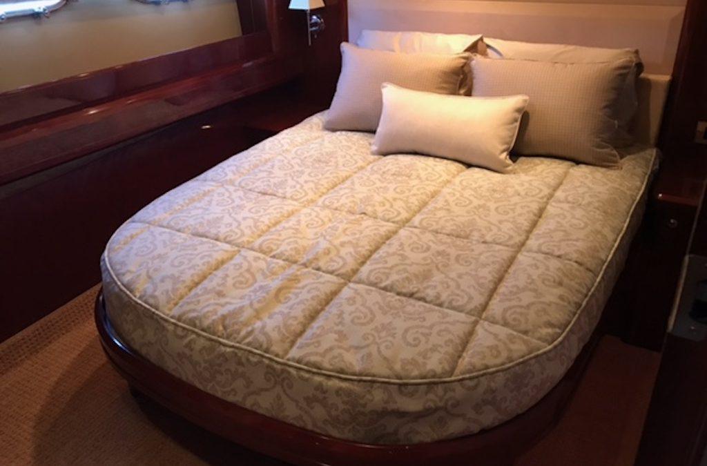 Custom Bedding For Princess Yachts