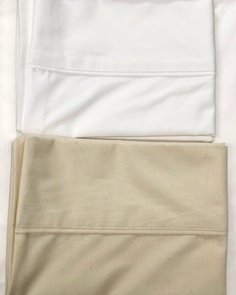 Red Land Cotton Sheets
