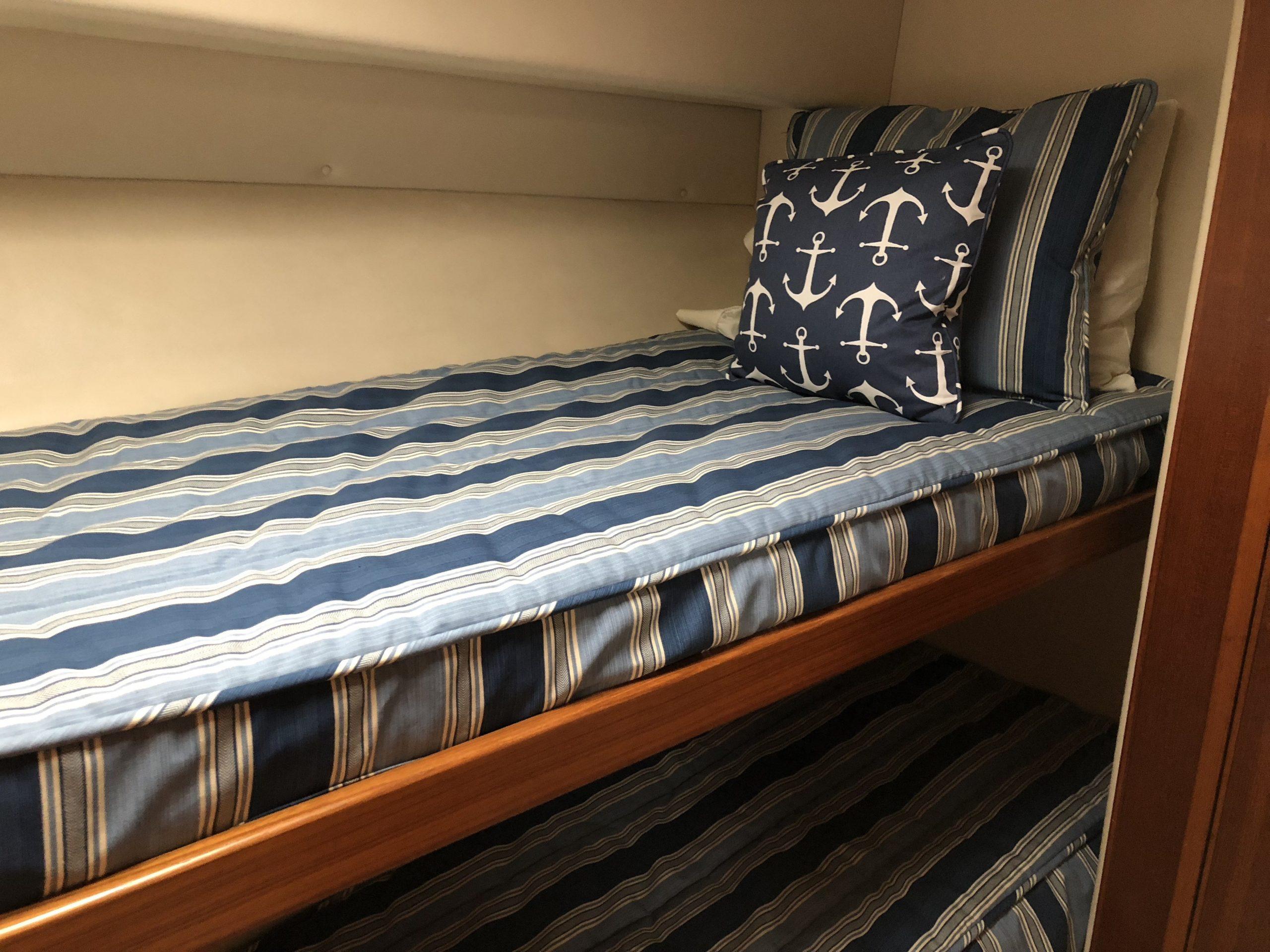 Riveria 36 Bedding
