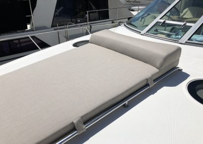 Sea Ray 340Bow Cushions2