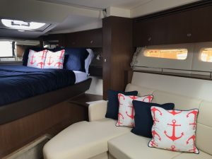 Sea ray 350 Bedding