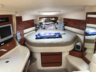 Sea Ray 340 Custom Mattress