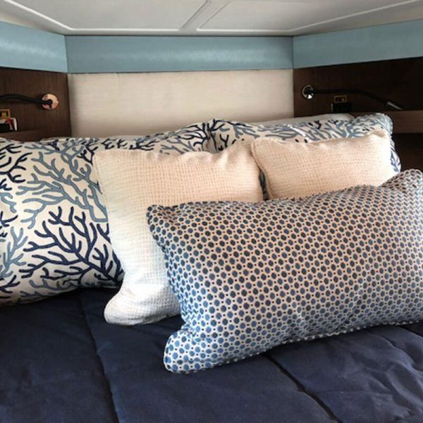 Throw Pillows for Topper Sleep System