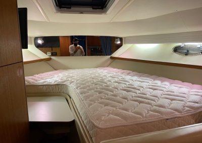 Tiara yacht mattress