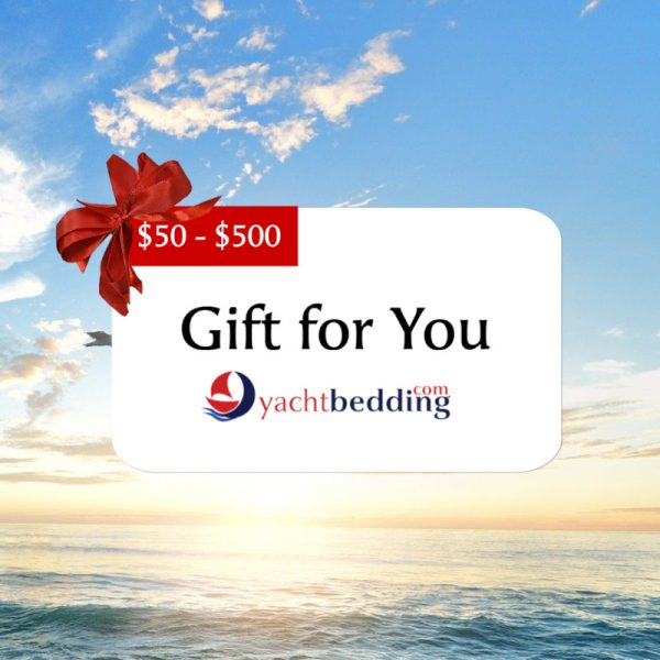 Gift Cards from YachtBedding.com