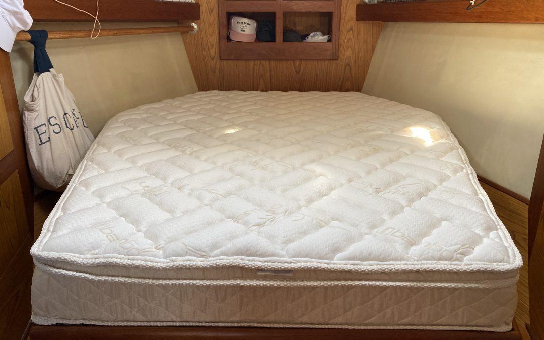 """Hunter 460 mattress 7"""" pillow top"""