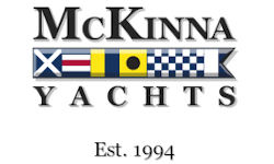 McKinna custom bedding