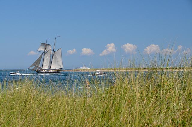 Boating in Nantucket