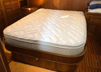 Yacht mattress for Selene