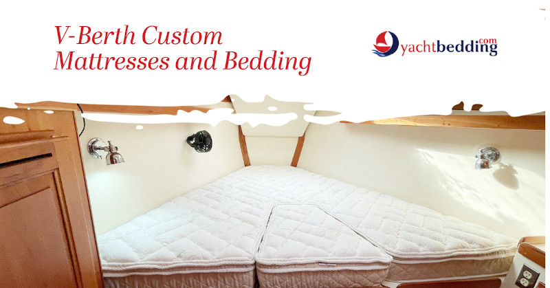 v-berth bedding